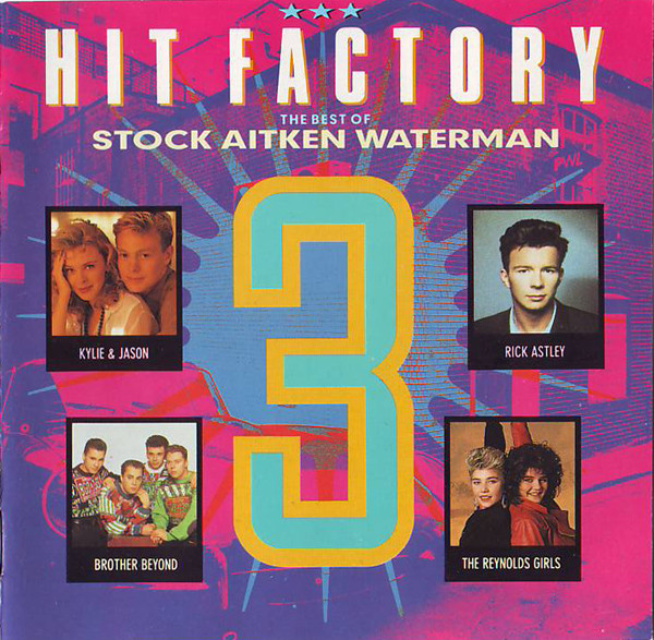 The Hit Factory Volume 3 (PWL, 1989).