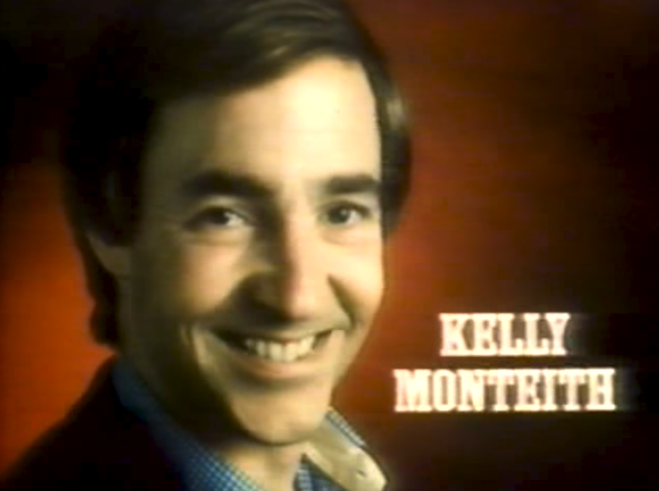 Kelly Monteith (BBC2, 1979-84), as discussed by Tim Worthington and academic Melanie Williams in Looks Unfamiliar.