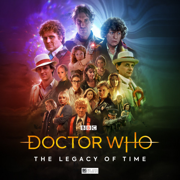 Big Finish: Doctor Who - The Legacy Of Time (2019), reviewed by Tim Worthington in issue #541 of Doctor Who Magazine.