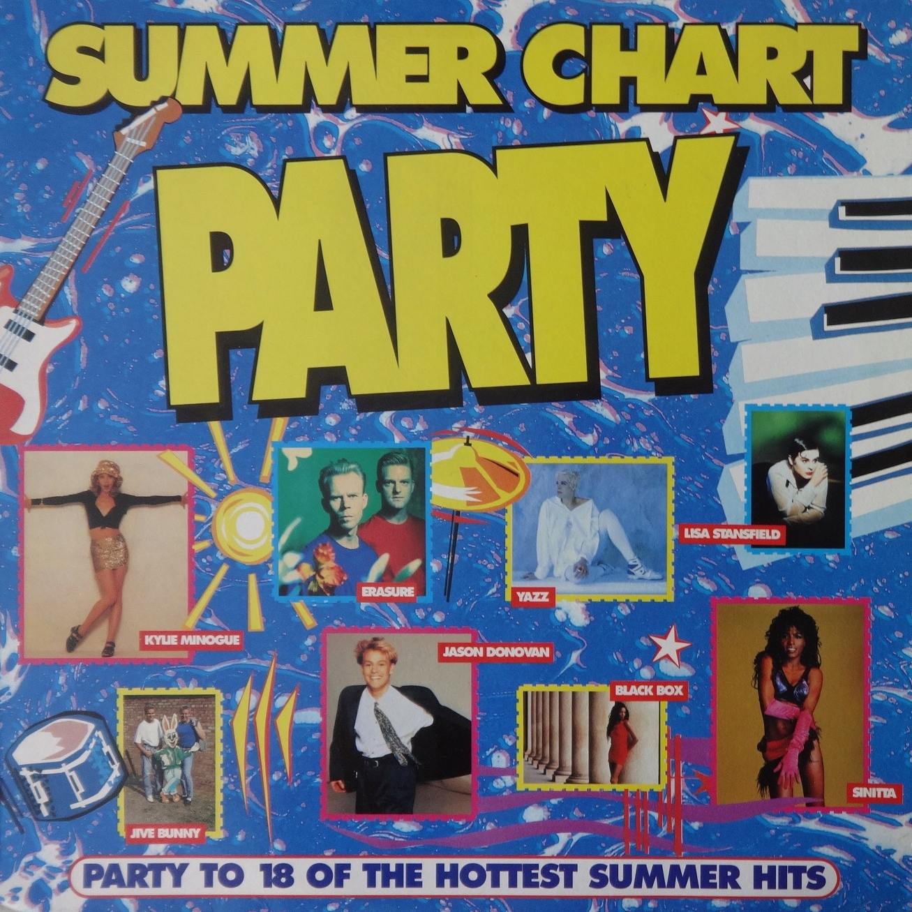 Summer Chart Party (Trax, 1990).