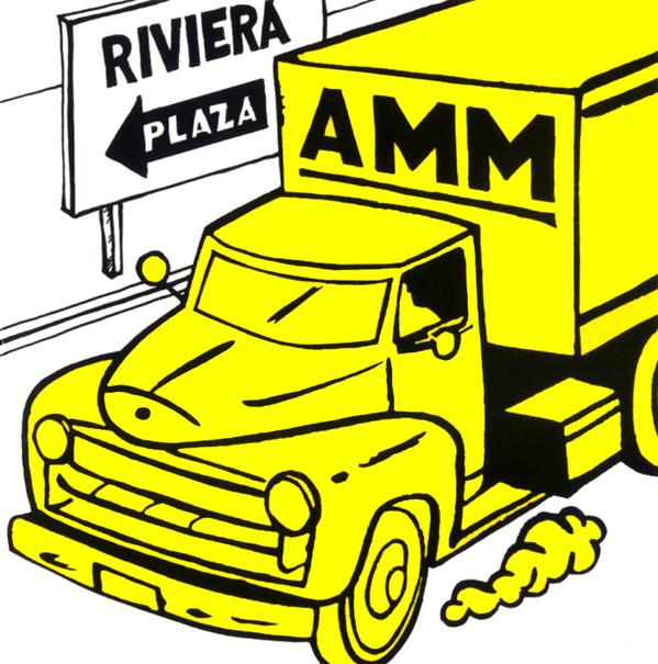 AMMMusic 1966 by AMM (Elektra, 1966).