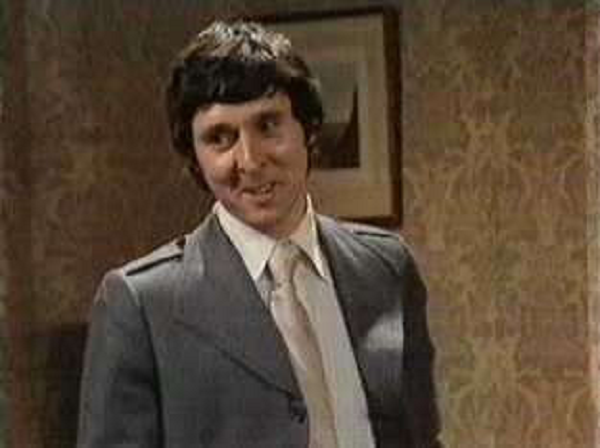 Frank Weisel (Neil Fitzwiliam) from Yes, Minister.