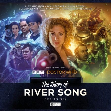 The Diary Of River Song Series Six from Big Finish (2019).