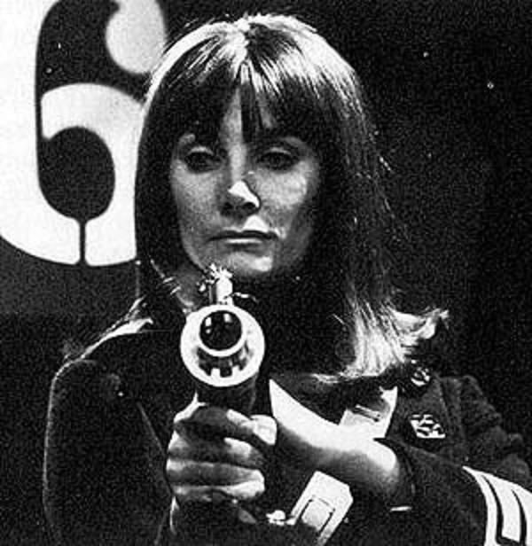Sara Kingdom (Jean Marsh) from Doctor Who.