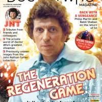 Doctor Who Magazine: Let's Do The Mindwarp Again