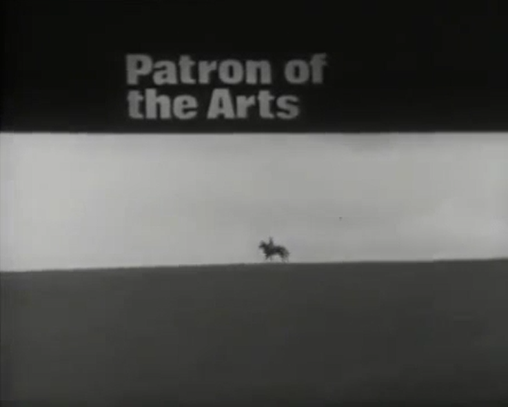 Hadleigh - Patron Of The Arts (Yorkshire/ITV, 1969)