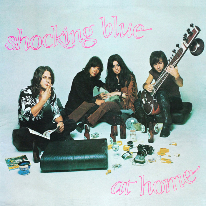 At Home by Shocking Blue (Pink Elephant, 1969)