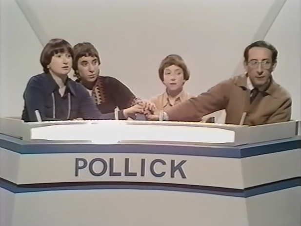 Contestants on Ask The Family (BBC1, 1967-84)