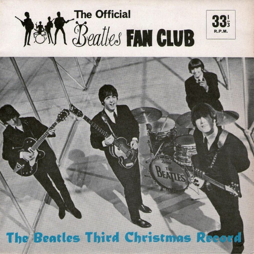 The Beatles Third Christmas Record (Parlophone, 1965).
