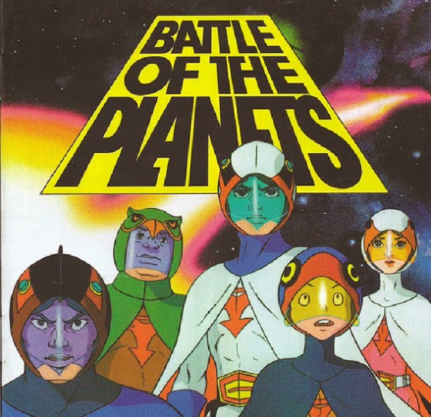 Battle Of The Planets (Sandy Frank Entertainment, 1978).