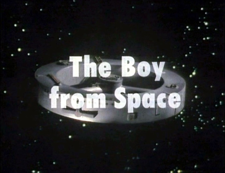 Look And Read: The Boy From Space (BBC1, 1980).