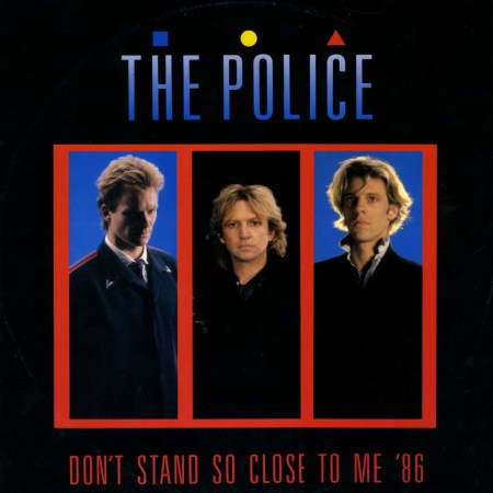 Don't Stand So Close To Me '86 by The Police as discussed by Tim Worthington and Mitch Benn in Looks Unfamiliar.