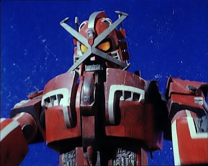 Dai-X from Star Fleet (Fuji TV, 1980).
