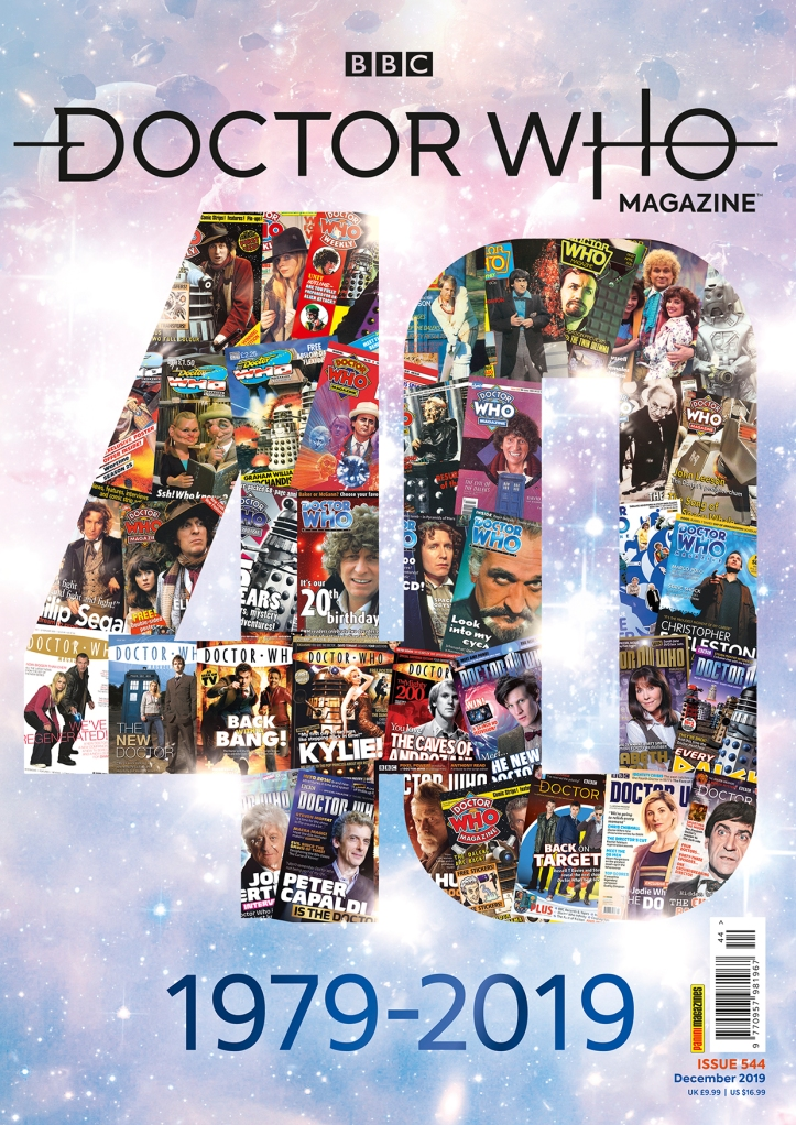 Doctor Who Magazine Issue 544