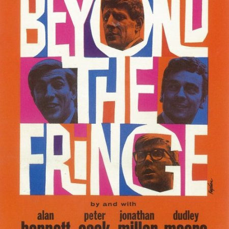 Beyond The Fringe promo poster (1961).