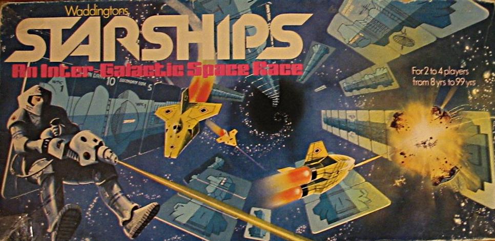 Starships (Waddingtons, 1980).