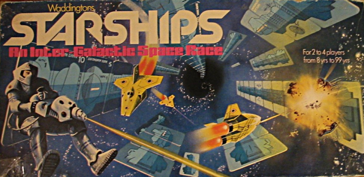Starships (Waddingtons, 1980).