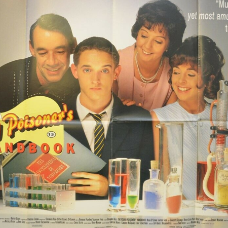The Young Poisoner's Handbook (1995) as discussed by Tim Worthington and Garreth F. Hirons in Looks Unfamiliar.