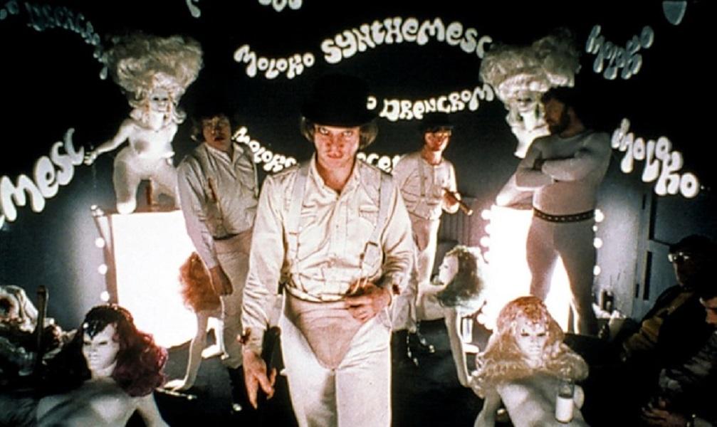 A Clockwork Orange (Warner Bros., 1971).