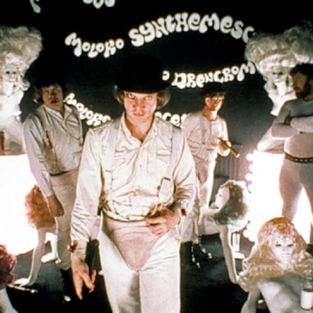 A Clockwork Orange (Warner Bros., 1971).