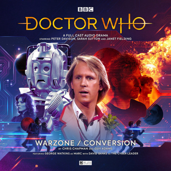 Doctor Who: Warzone/Conversion from Big Finish (2019).