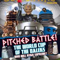 Doctor Who Magazine #545