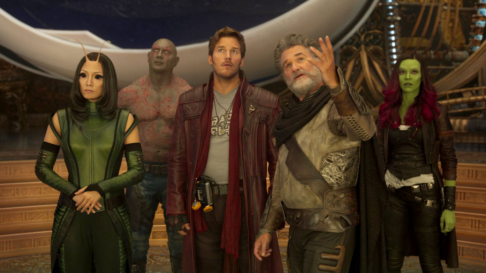 Guardians Of The Galaxy Vol. 2 (2017).