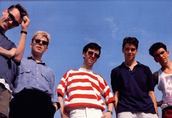 The Smiths, 1986.