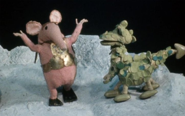 Clangers - Vote For Froglet (BBC/Smallfilms, 1974).