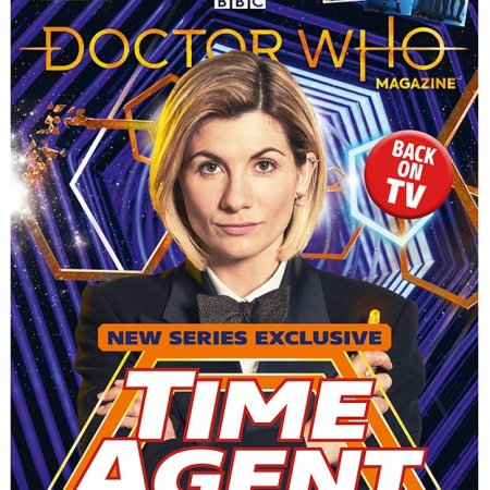Doctor Who Magazine #546