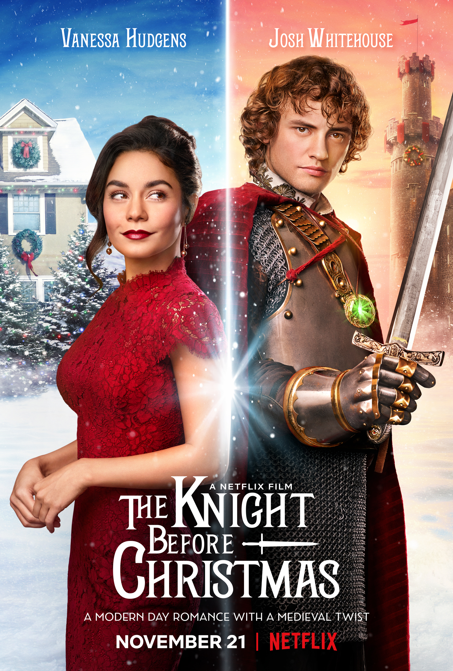 The Knight Before Christmas (Netflix, 2019).