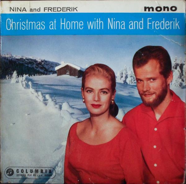 Christmas At Home With Nina And Frederik (Columbia, 1960).