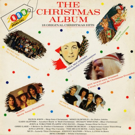 Now - The Christmas Album (Virgin/EMI, 1985).
