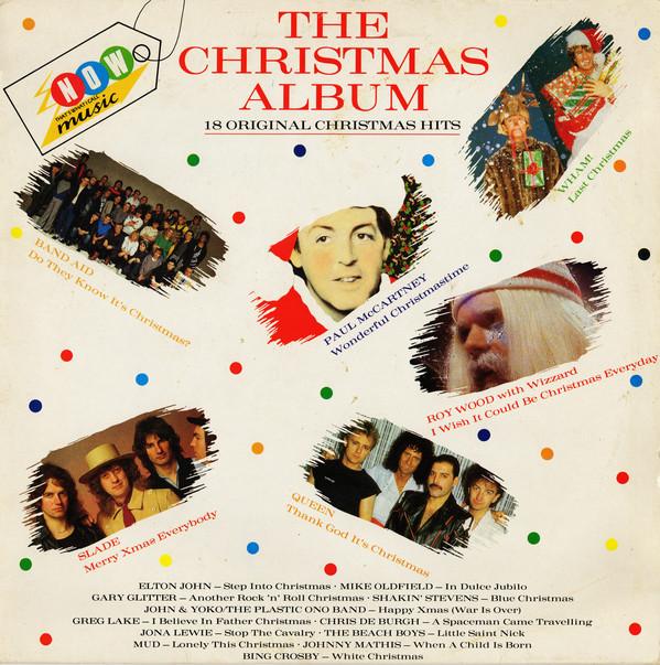 Now - The Christmas Album (Virgin/EMI, 1985).