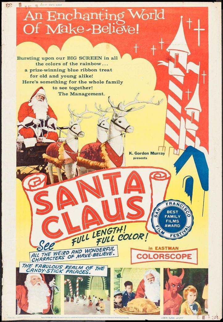 Santa Claus (Cinematográfica Calderón S.A., 1959).