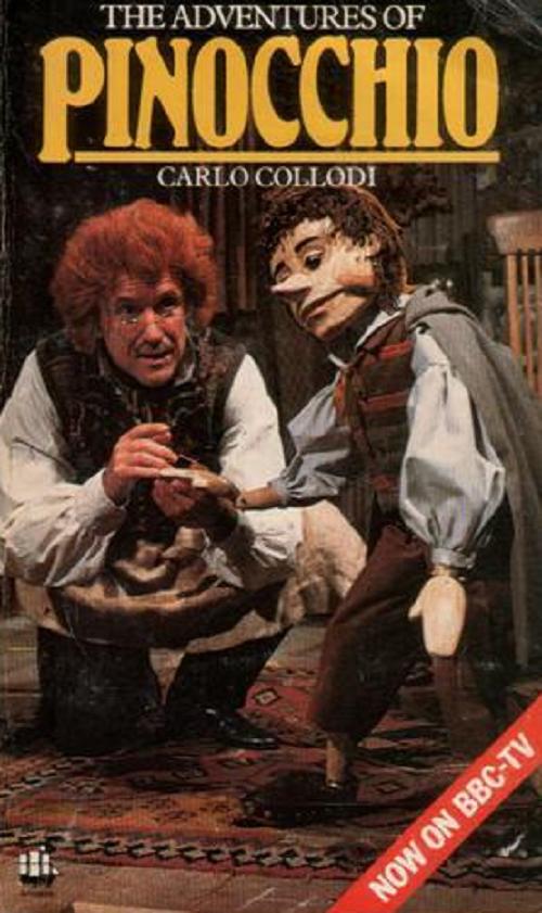 The Adventures Of Pinocchio by Carlo Collodi (Armada, 1978).