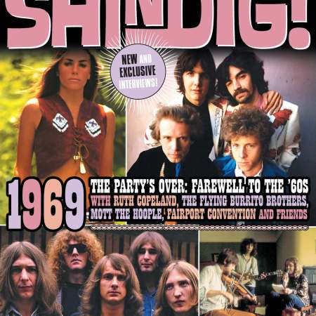 Shindig! Issue 98.
