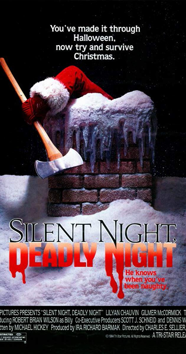 Silent Night Deadly Night (Tristar, 1984).