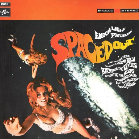 Enoch Light And The Light Brigade - Spaced Out (Project 3, 1969)