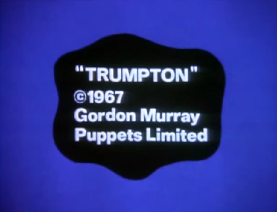 Trumpton - Telephone (BBC1, 1967).