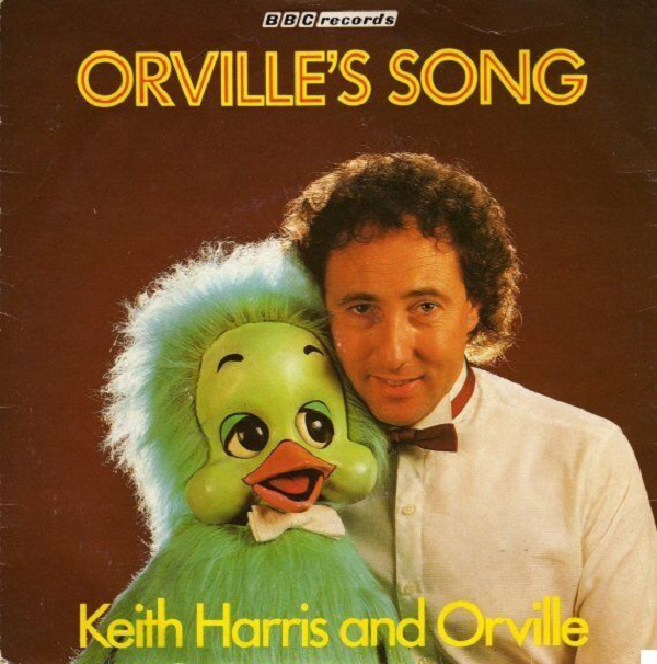 Orville's Song by Keith Harris And Orville (BBC Records And Tapes RESL124, 1982).