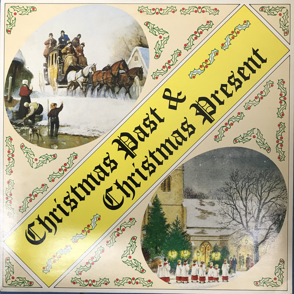 Christmas Past & Christmas Present by Euphoria (BBC Records And Tapes RESL236, 1989).