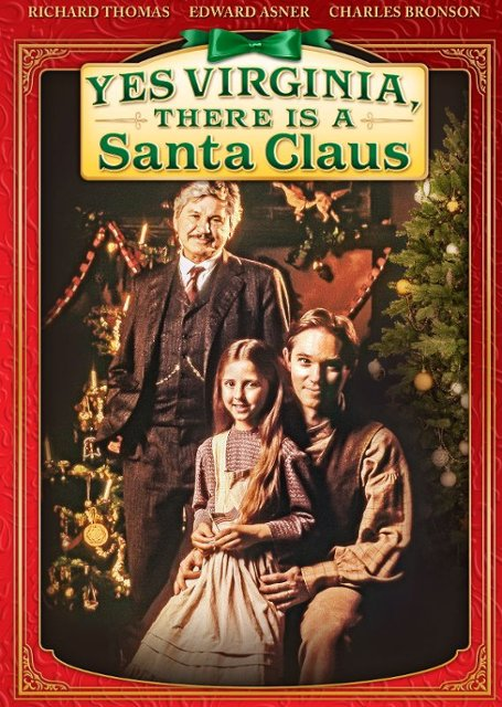 Yes Virginia, There Is A Santa Claus (ABC, 1991).