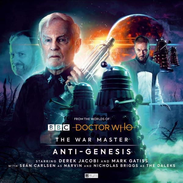 The War Master: Anti-Genesis (Big Finish, 2019).