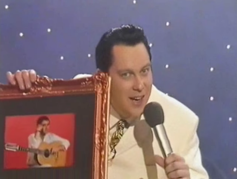 Vic Reeves' Big Night Out - Pilot (Channel X/Channel 4), 1989.