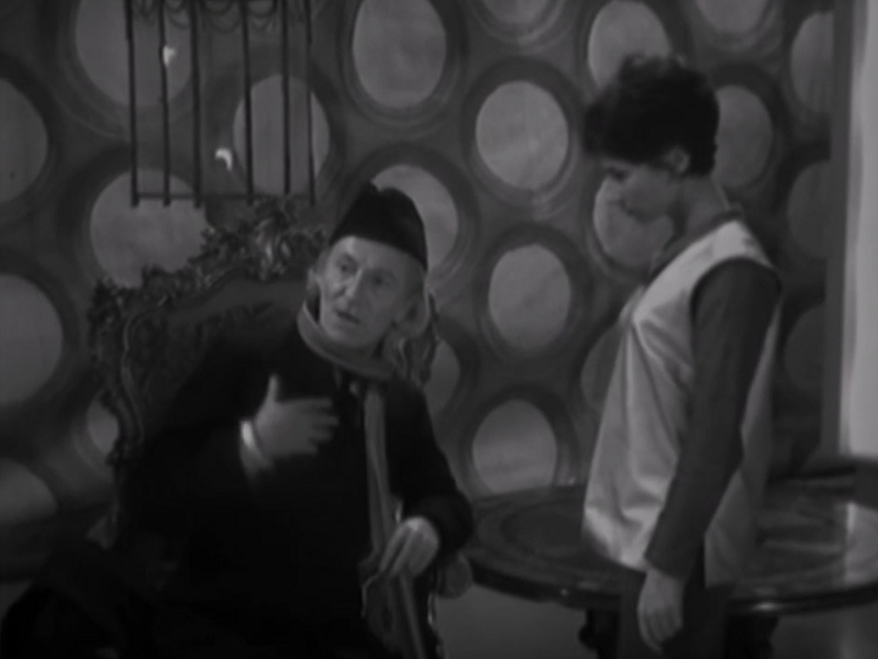 Doctor Who - Pilot (BBC, 1963).