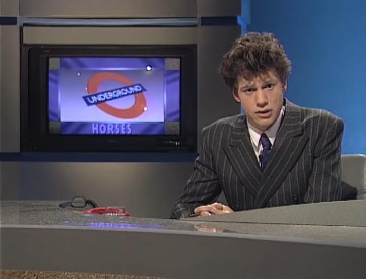 The Day Today - Pilot (Talkback/BBC, 1993).