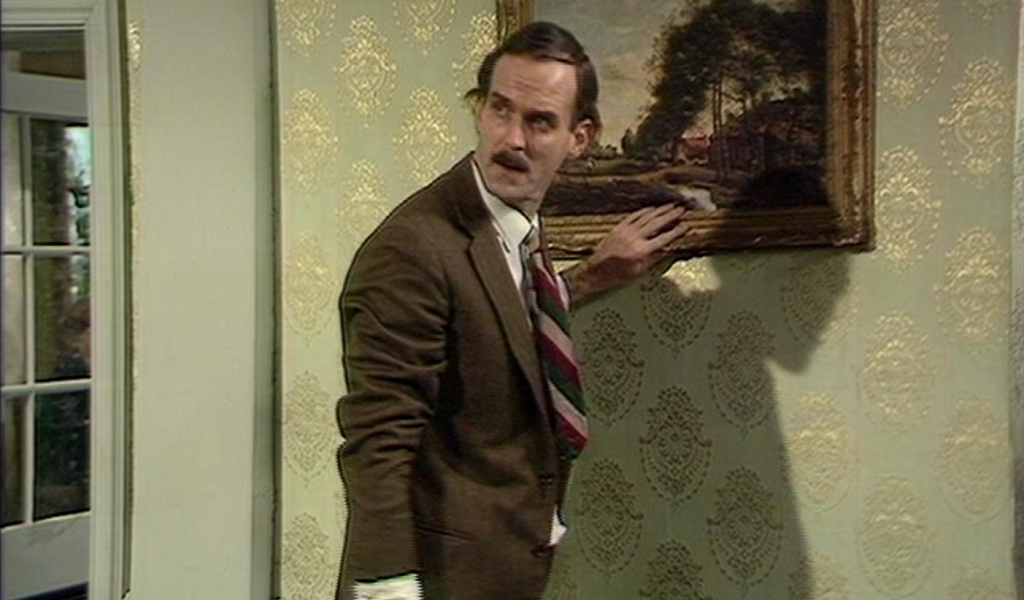 Fawlty Towers - Pilot (BBC, 1974).