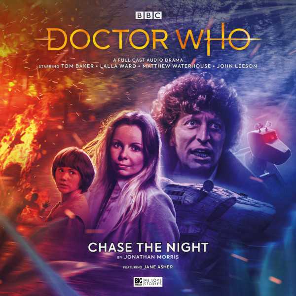 Doctor Who - Chase The Night (BIg Finish, 2020).