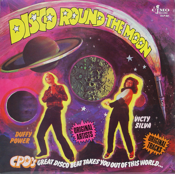 Disco Round The Moon by Duffy Power and Victy Silva (KP/CJMO, 1978).